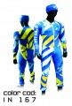 Vitalini VPR46 Padded GS Suit, Adult, IN167